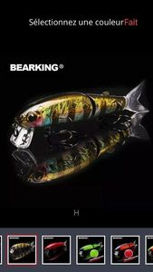 Lures null Bearking