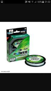 Lines Power Pro TRESSE POWER PRO BLANC EN 13/100
