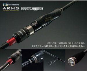 Rods Megabass Arms Super Leggera A6401X