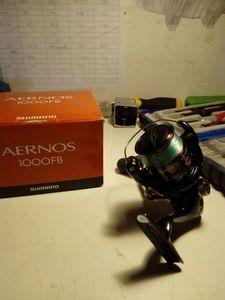 Reels Shimano AERNOS 1000FB