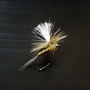 Flies null Parachute  Olive