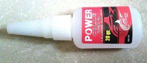 null Jig Power Power colle spéciale leurre souple. 20 gr, ref: PC.