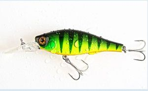 Lures null shad's alive 60f dr colorie