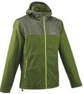Apparel Solignac WP 100 Jacket Khaki, (coupe-vent imperméable kaki).