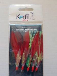Leaders Kerfil Bas de ligne spécial maquereaux