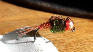 Flies null Phaisantail queuedepaon 2b
