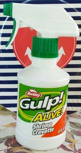 Baits & Additives Berkley Attractant Gulp! Alive! Shrimp crevette, 9.90 €