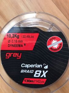 Lines Caperlan Tresse Caperlan 8 Brains