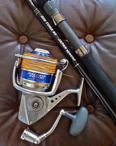 Rods Ripple Fisher Big Tuna 85 Japan Special