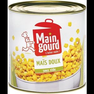 Baits & Additives null maïs doux