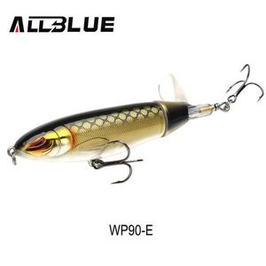 Lures Allblue Allblue whopper popper