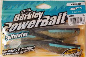 "Lures Berkley Swim Shad 5""-Sardine"