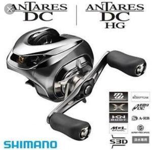 Reels Shimano Antares DC HG 2016
