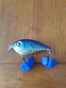 Lures Rapala Shad Blue crawfish