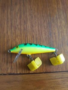 Lures Rapala CD05 fire tiger