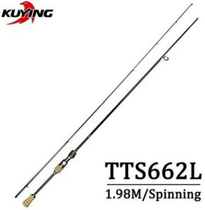 Rods Kuying Kuying Teton L 1m98, 2-10g
