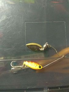 Lures null Micro-spinner