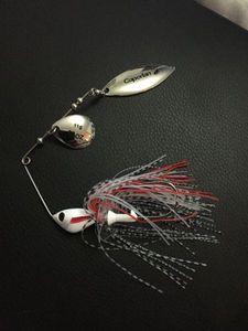 Lures Caperlan Spinner Clark 11g