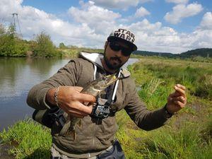 Northern Pike — Kenichi Hajime no Fishing