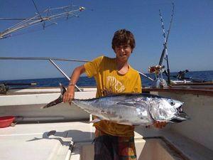 Southern Bluefin Tuna — BlackfisH 🎣
