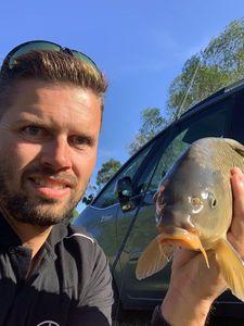 Common Carp — Tristan Bernard