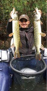 Northern Pike — Jeff Belghit