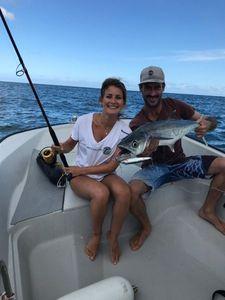 Thazard Atlantique — Guillaume pêche Guadeloupe