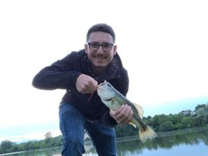 Largemouth Bass — Thomas Plcnt
