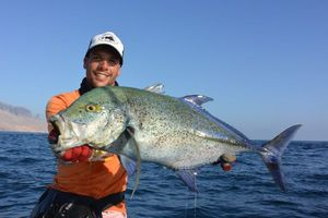 Blue Spotted Trevally — Nicolas Xmylife Rodmaps