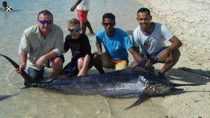 Blue Marlin (Pacific) — Antoine Walter