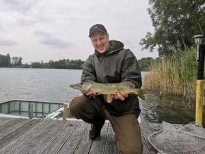 Northern Pike — Laurent Schmitt