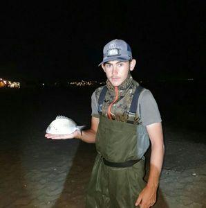 White Seabream — Emilio Del Frate
