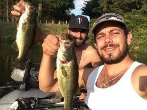 Largemouth Bass — Selim K