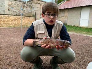 Brown Trout — Julian Leonard