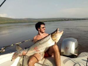 Giant Tigerfish — Bastien Leblanc