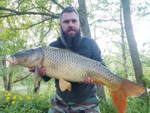 Common Carp — Nicolas Brout
