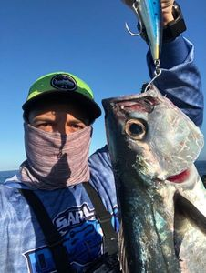 Dogtooth Tuna — Tiago Shore Jigging