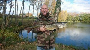 Northern Pike — Guillaume Huyghe
