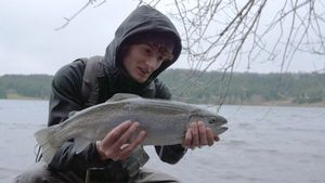 Rainbow Trout — Hugo Granjon mdlt