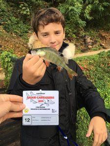 European Perch — Paul CHESNEAU