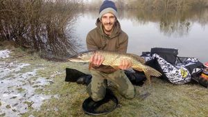 Northern Pike — Ladrill Biloute