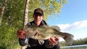 Largemouth Bass — Antoine Alc