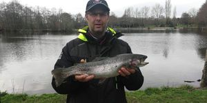 Rainbow Trout — FX Charier