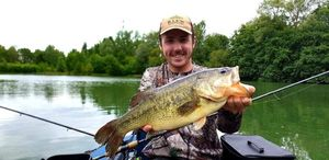 Largemouth Bass — Maxime Tourrisseau