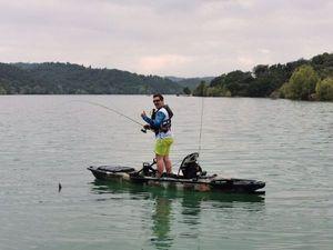 Largemouth Bass — Matthieu Ginier