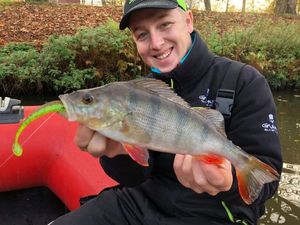 European Perch — Adrien Christophe (Gunki team)
