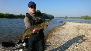 Northern Pike — Keko Fish Area