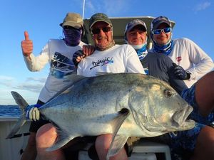 Giant Trevally (GT) — Thom Cog