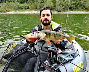 European Perch — Mickael Machado