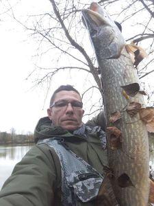Northern Pike — Arnaud Menneret